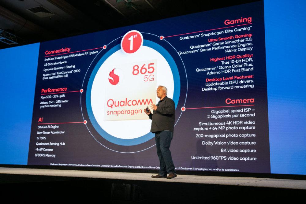 2020手机行业回顾:芯片问题凸显,创新聚焦中国