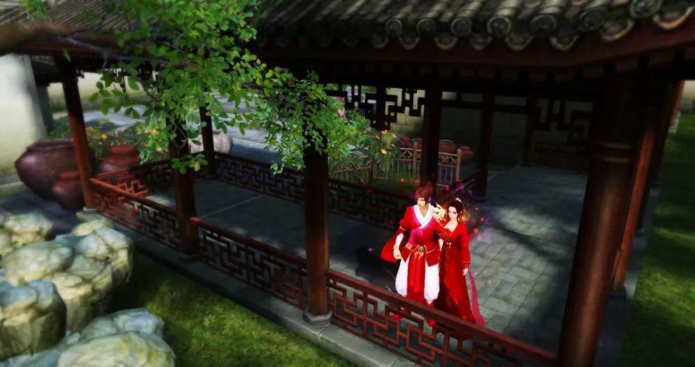 游戏里恋爱结婚,会成为主流么?